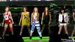 120512 티아라(T-ARA)  Lovey Dovey @ Dream Concert