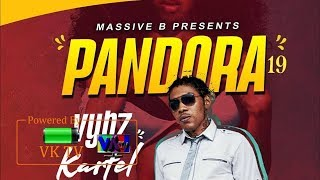 Vybz Kartel ft. WorldBoss - Pandora (February 2019)