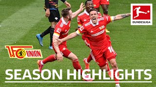 Union Berlin Season Highlights 2020/21 - How they made it to Europe 🇪🇺