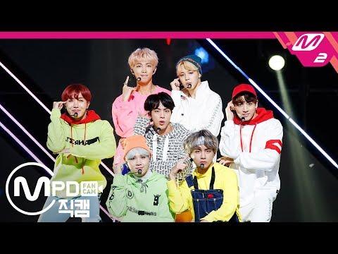 [MPD직캠] 방탄소년단 직캠 4K '고민보다 GO(GO GO)' (BTS FanCam) | @MCOUNTDOWN_2017.9.28