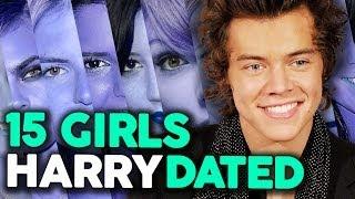 15 Girls That Harry Styles Has