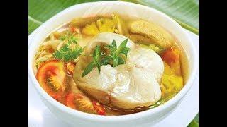 Món Ngon Mỗi Ngày - Canh chua cá lóc