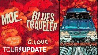 Blues Traveler and moe. Embark on Joint Trek - All Roads Runaround Tour | setlist.fm