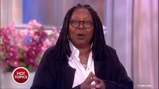 Woman Breaks Down After Unexpected Police Stop | The View