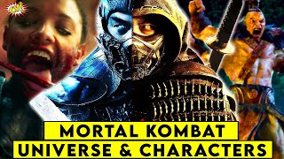 What is MORTAL KOMBAT || Universe & Story Explained || ComicVerse