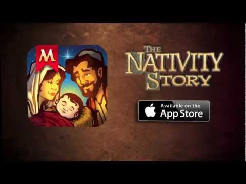 The Nativity Story App for Children - English Teaser