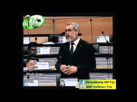 MP PAS Shah Alam Bahas Titah Diraja 2014