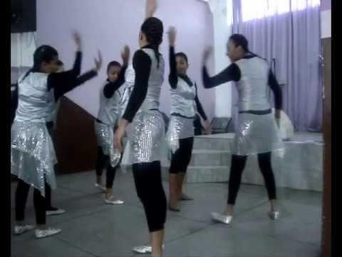Baixar grupo de coreografia S&L- Eu me rendo (Renascer Praise)
