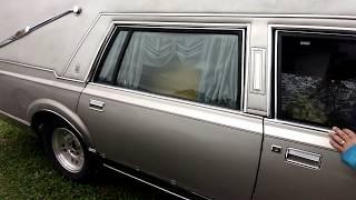 The haunted hearse shakes BOOM BABY