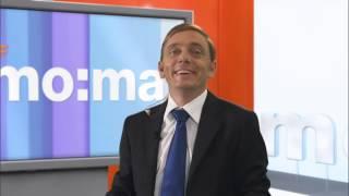 mo:ma – ZDF Morgenmagazin: Wulf Schmiese hört Stimmen