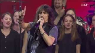 Foreigner  -  I want to know what love is (live 2015 HD 1920 BY HBK)
