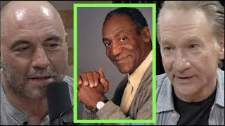 Bill Maher Never Found Bill Cosby Funny | Joe Rogan