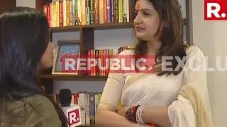 Priyanka Chaturvedi Speaks To Republic TV After Quitting Congress Party | #PriyankaDumpsCong