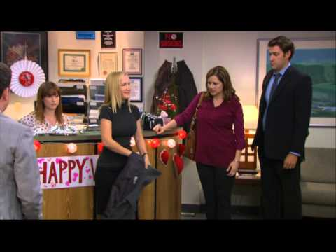 The Office Season 8 Bloopers 2/2