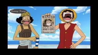 Luffy lần đầu bị truy nã - 30.000.000 Beli