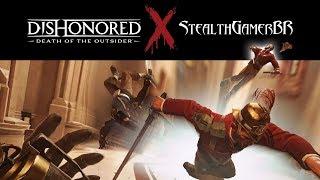 Dishonored: Death of the Outsider - 10 perc játékmenet