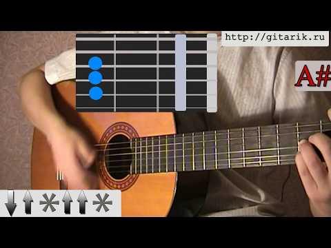 Сплин - Новые люди аккорды, урок, разбор