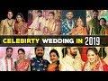 Celebrities who got married in 2019