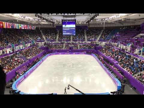 2018 평창동계올림픽 피겨스케이팅 남자싱글 SP Patrick Chan