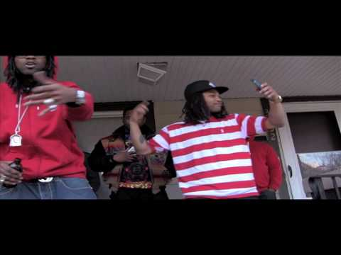 Knew Hustle & Dre Street - Im On (Directed By Skant Ant)