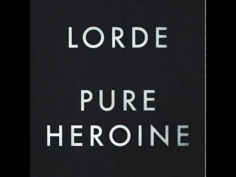 Lorde - A World Alone (Audio)