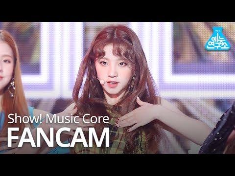 [예능연구소 직캠] (G)I-DLE - Senorita (YUQI), (여자)아이들 - Senorita (우기) @Show! Music Core 20190302