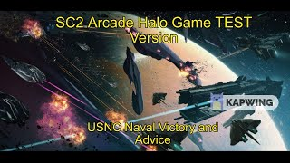 Starcraft 2 Arcade Game Halo Game TEST Version