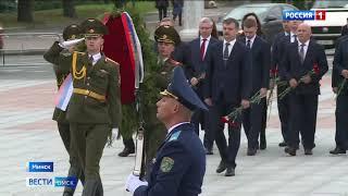 Президент Белоруссии намерен приехать в Омск