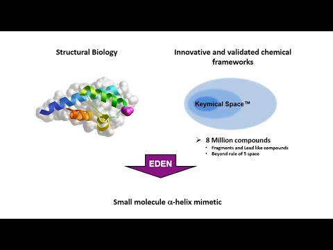 webinar recording:  the Edelris Discovery ENgine (EDEN)