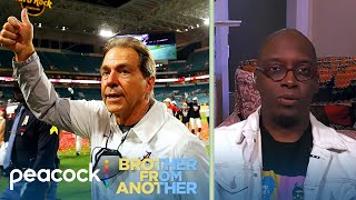 Is Alabama's recruiting class a problem for college football?   Brother From Another