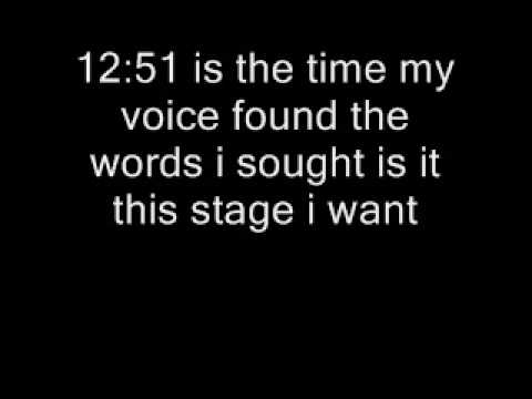 the strokes 12:51 lyrics