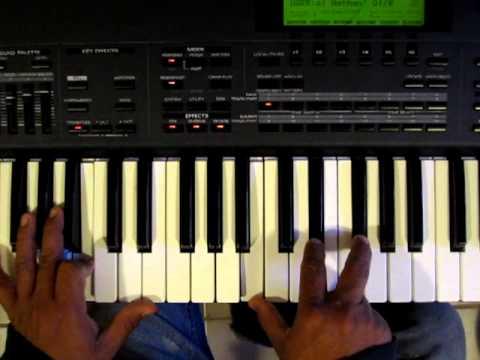 Cadena de coros hossana  tutorial carlos