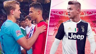 What makes Juventus' new signing De Ligt so good? - Oh My Goal