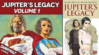 Jupiter's Legacy - Volume 1 (2015) - Full Comic Story & Review