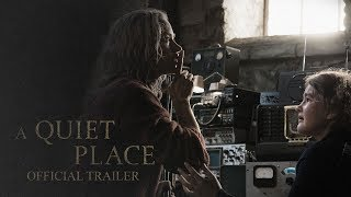 A Quiet Place | Trailer 2 | Paramount Pictures Australia