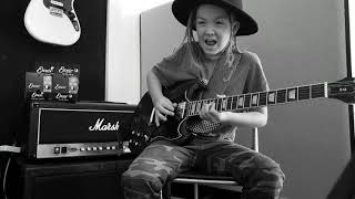 Tennessee whiskey (9 year old taj farrant) chris Stapleton