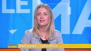 Émilie Mazoyer : est-ce vraiment la fin de la carrière des Daft Punk ?