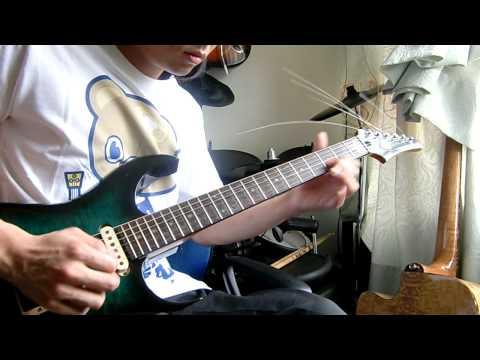 五月天 時光機 15 小時候 Guitar Cover