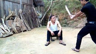 Clip Txiav Tau Hau (Thiab) Txiav plaub hau
