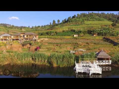 How Lake Bunyonyi Rock Resort Offer The Fresh Accommodation With Lake View?