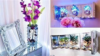 QUICK AND EASY DIY HOME DECOR IDEAS 2019  SIMPLE AND INEXPENSIVE 3D DECORS