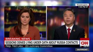 Congressman: Sessions needs to come clean