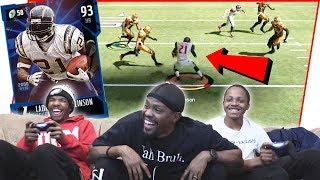 This ONE Juke Broke His Whole Team's ANKLES! - Madden 19   MUT Wars Ep.48