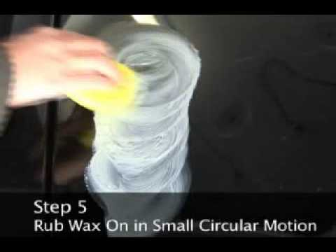 How to Wax a Car
