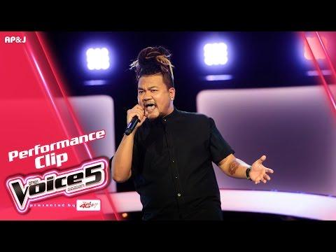 The Voice Thailand - ปิ๊ด พิศาล  - Enter Sandman - 25 Sep 2016