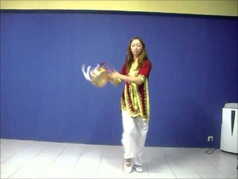 Curso pandero y danza, parte 2