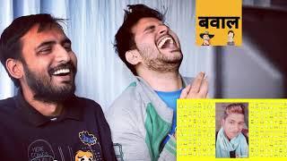 Bawaal Reactions on    Rocky Superstar   Tik Tok Celebrity    Vigo videos