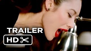 Vampire Academy Official Trailer #2 (2014) - Olga Kurylenko Movie HD
