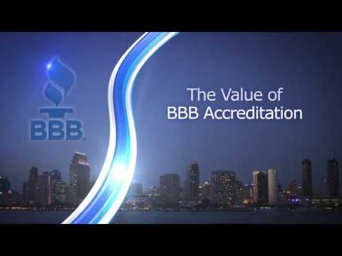 BBB Famous Faces Campaign - Accreditation Video