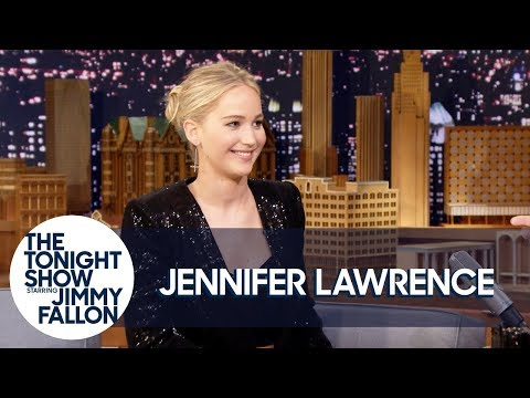 Jennifer Lawrence Used the Kardashians to Cheer Up While Filming